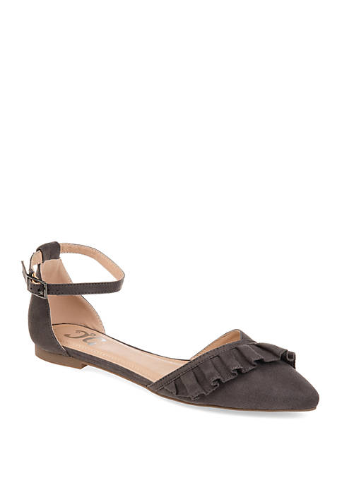 Journee Collection Lazae Flat Shoes