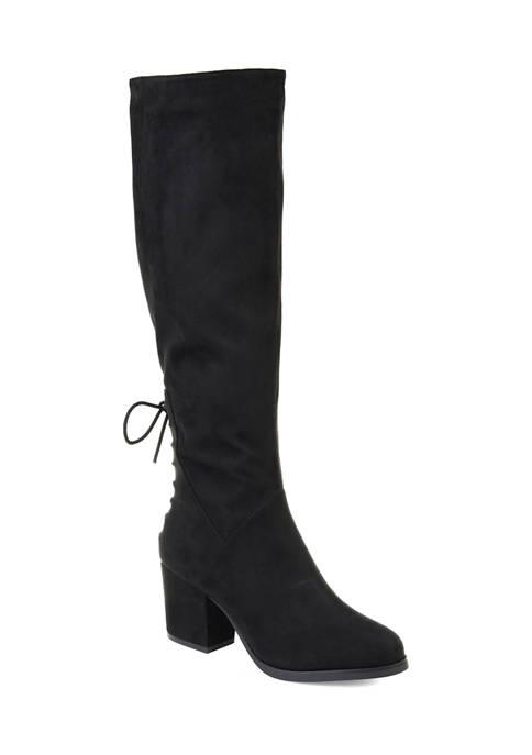 Journee Collection Wide Calf Leeda Boots