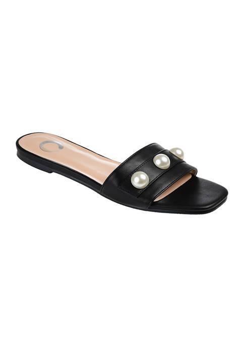 Journee Collection Leonie Slide Sandals