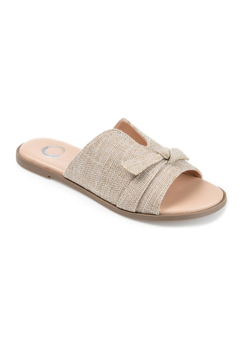 Journee Collection Comfort Foam™ Lillian Slides
