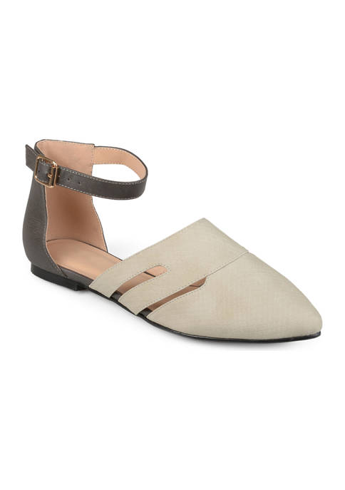 Journee Collection Lindon Flat