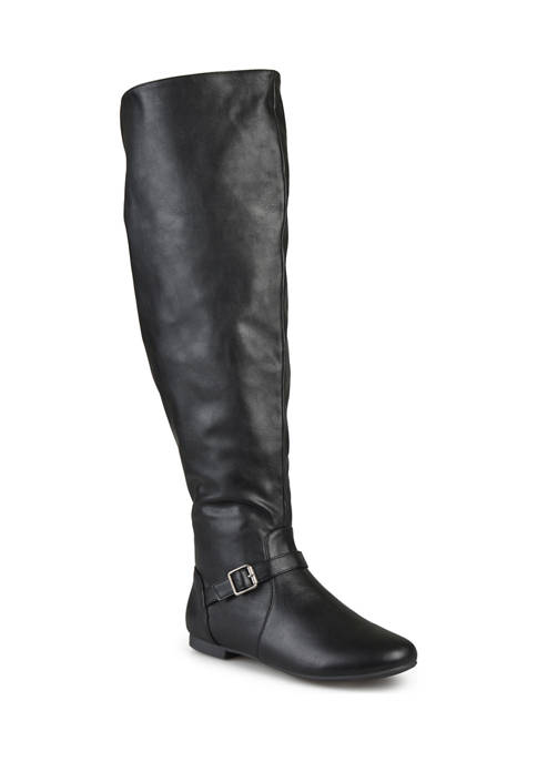Journee Collection Wide Calf Loft Boots