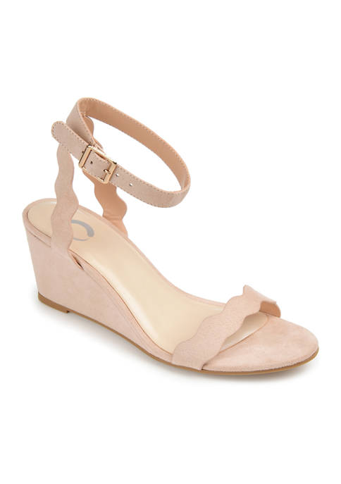 Journee Collection Loucia Wedges