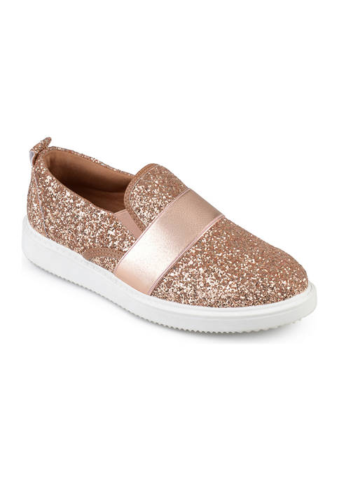 Journee Collection Luster Sneakers