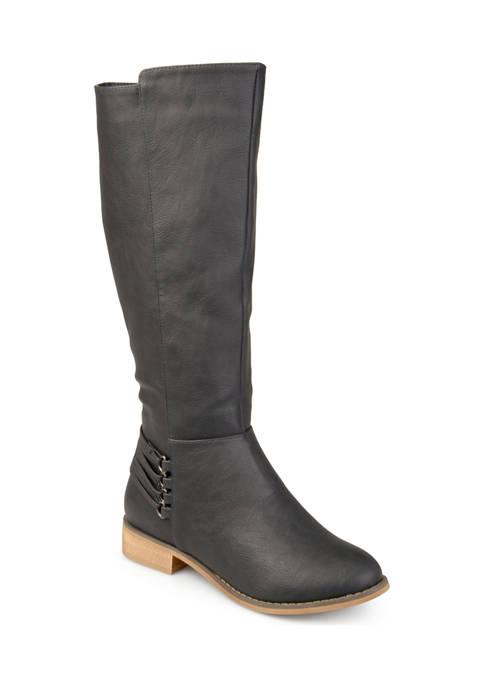 Marcel Wide Calf Boots