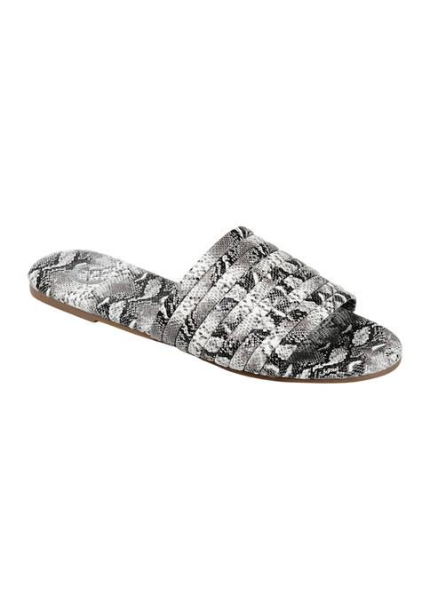 Journee Collection Comfort Foam™ Marisol Slide Sandals