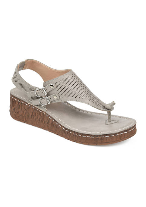 Journee Collection Mckell Sandals