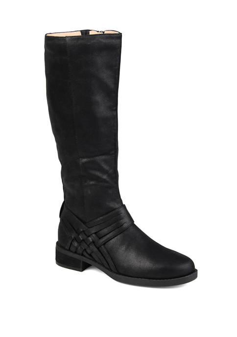 Wide Calf Meg Boots