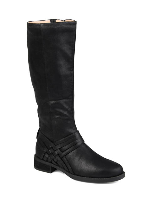 Journee Collection Extra Wide Calf Meg Boots