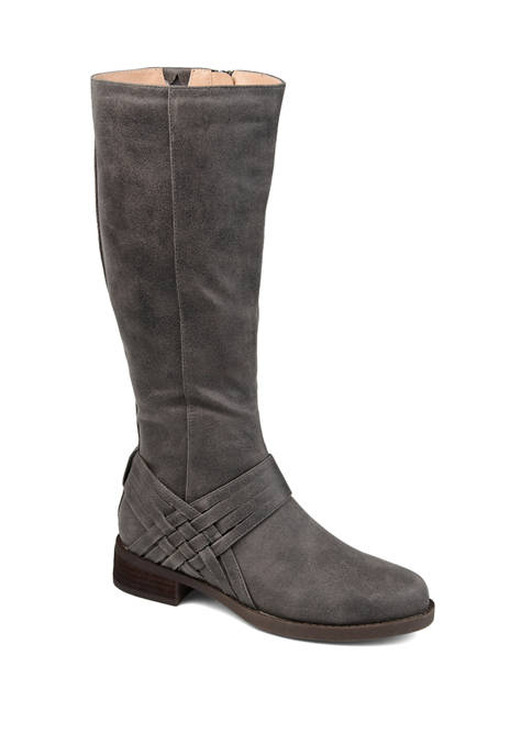 Extra Wide Calf Meg Boots