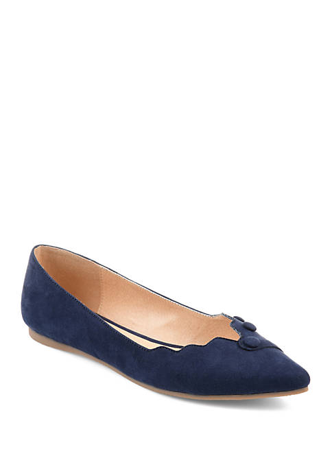 Journee Collection Mila Flats