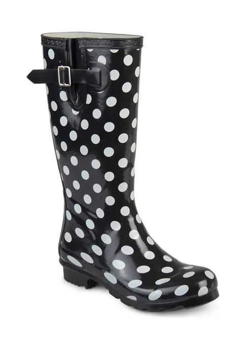 Journee Collection Mist Rainboots