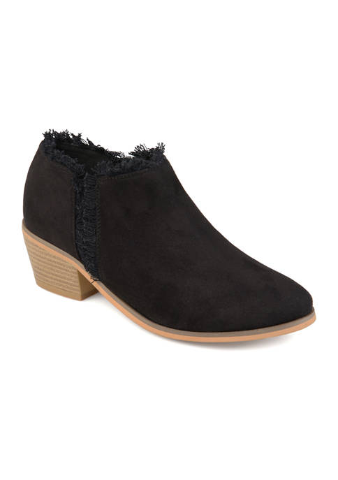 Journee Collection Moxie Booties