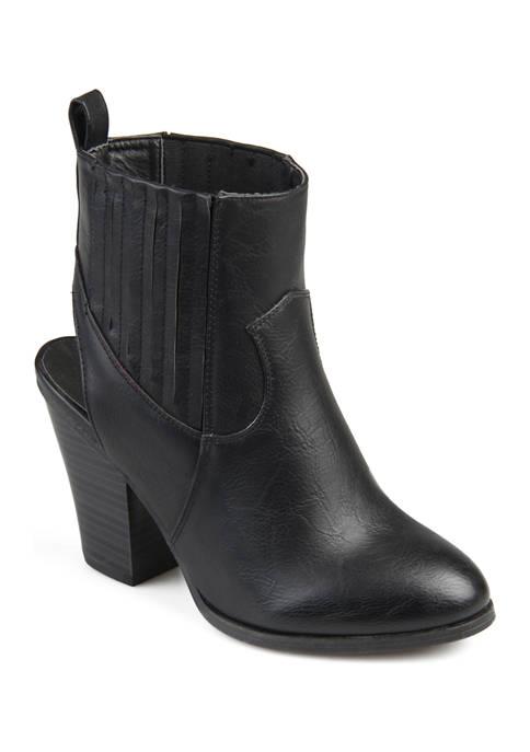 Journee Collection Neri Booties