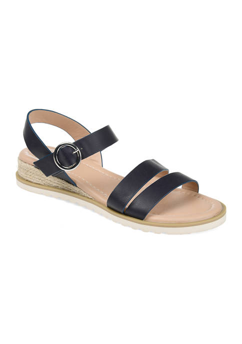 Journee Collection Nikki Wedge Sandals
