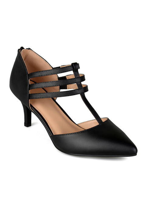Journee Collection Pacey Pumps