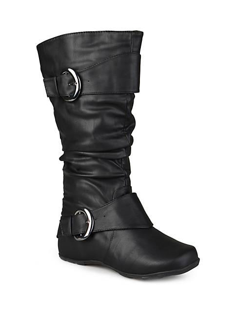 Journee Collection Paris Boot – Wide Calf