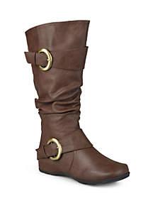Paris Boot - Extra Wide Calf