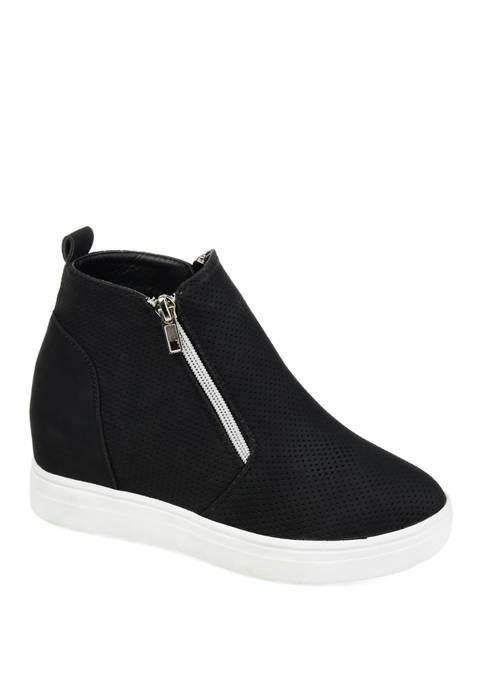Phoebe Wedge Sneakers
