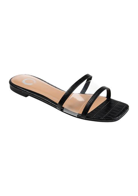 Journee Collection Ramira Slide Sandals