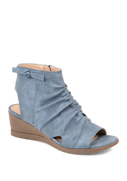 Journee Collection Ramona Wedge Sandals