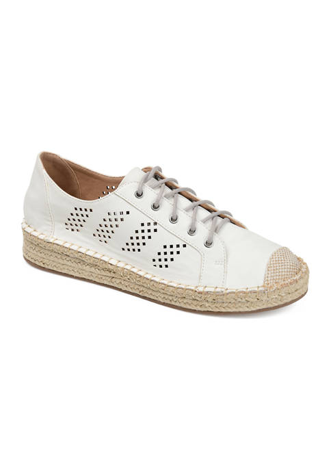 Journee Collection Razili Espadrille Sneakers