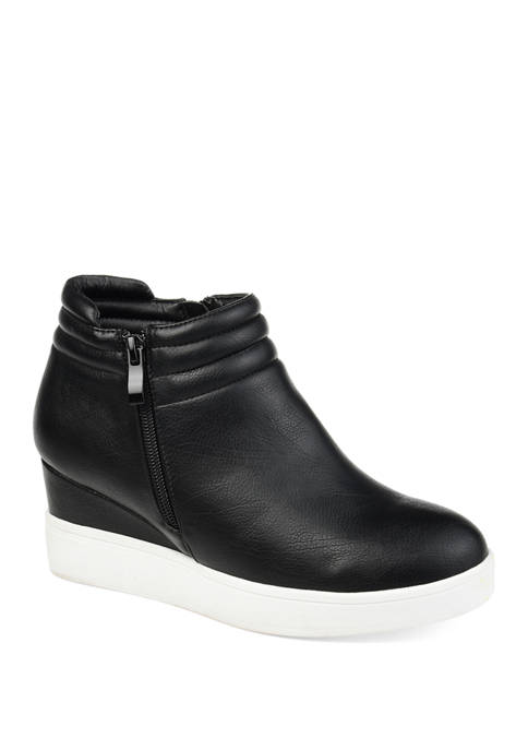 Journee Collection Remmy Wedge Sneakers