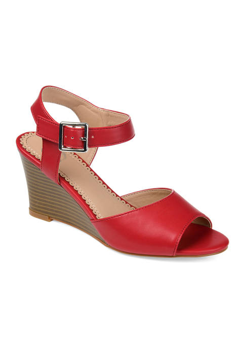 Journee Collection Ricci Wedges