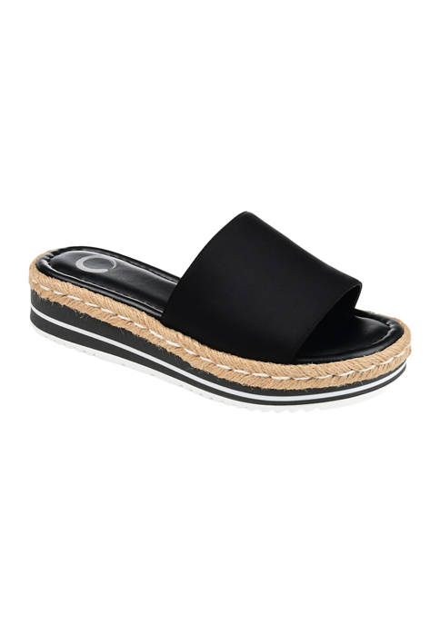 Journee Collection Comfort Foam™ Rosey Sandals