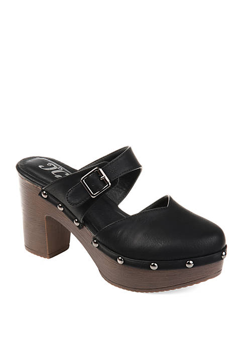 Journee Collection Saige Clog Shoes