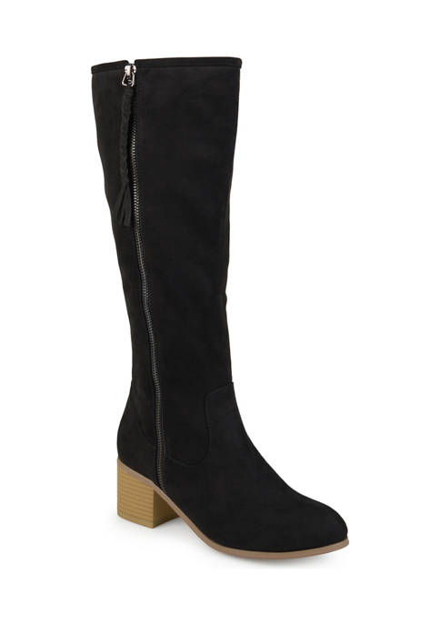 Journee Collection Wide Calf Sanora Boots