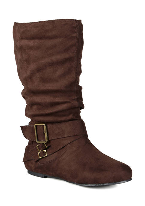 Journee Collection Wide Calf Shelley-6 Boots