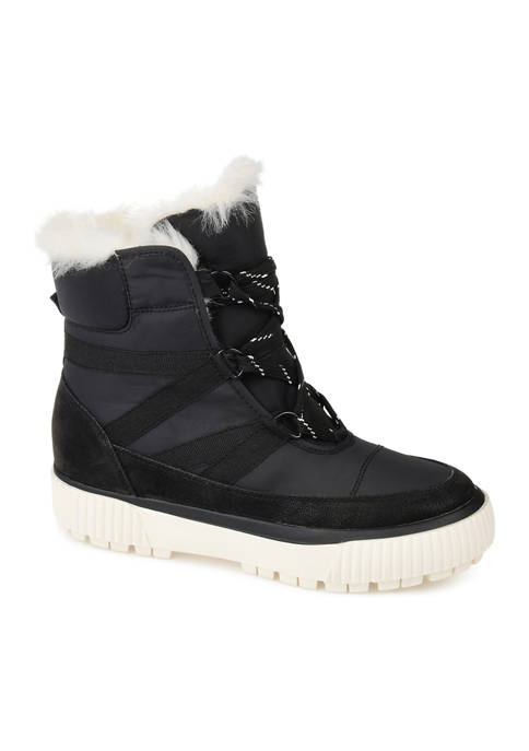 Journee Collection Slope Winter Boots