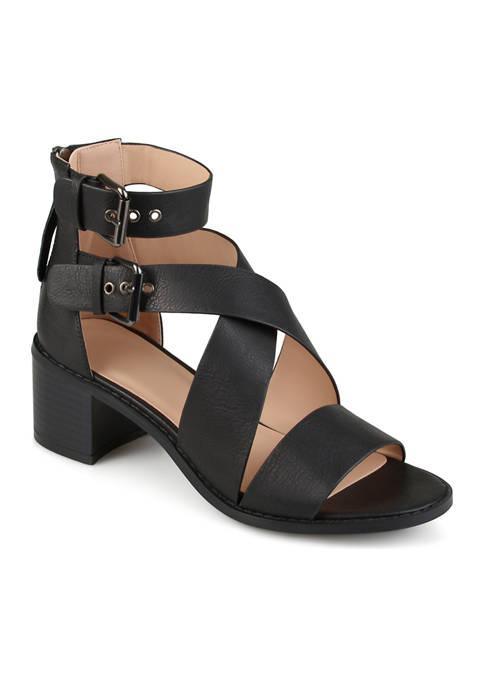 Journee Collection Soraya Sandals