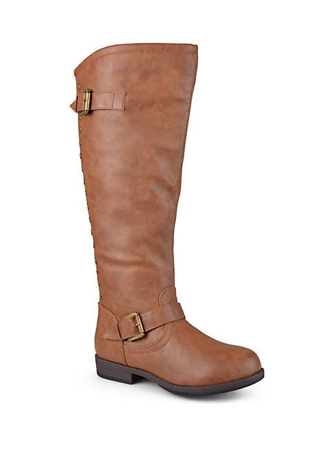 Journee Collection Spokane Boot -Extra Wide Calf