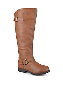 Spokane Boot -Extra Wide Calf