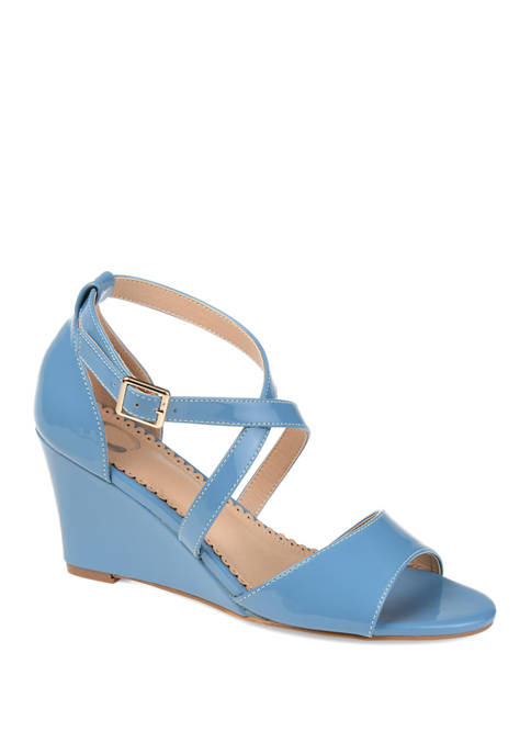 Stacey Wedge Sandals
