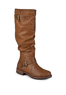 Journee Collection Stormy Boot - Wide Calf