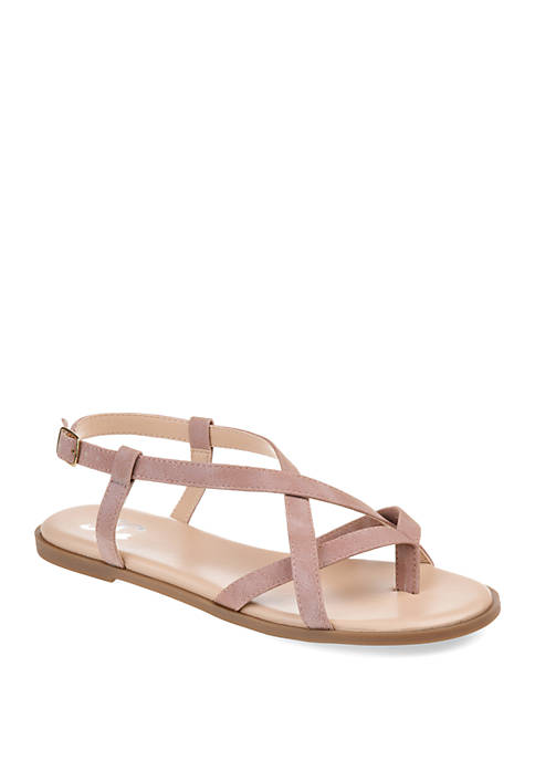 Journee Collection Comfort Syra Sandals