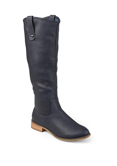 Wide Calf Taven Boots