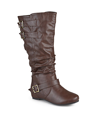 f32a36ec7e1e Journee Collection. Journee Collection Tiffany Boot - Extra Wide Calf