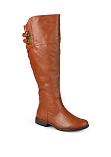 Journee Collection Tori Boot - Wide Calf