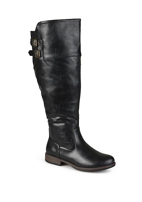 Tori Boot - Extra Wide Calf
