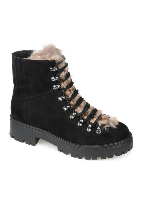 Journee Collection Trail Boots