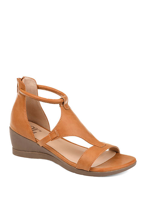 Trayle Wedge Sandals