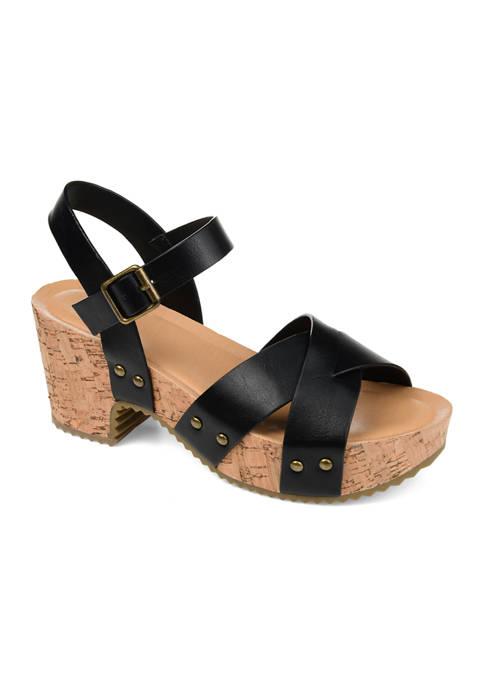 Journee Collection Valentina Sandals