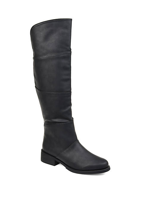 Journee Collection Comfort Extra Wide Calf Vanesa Boots