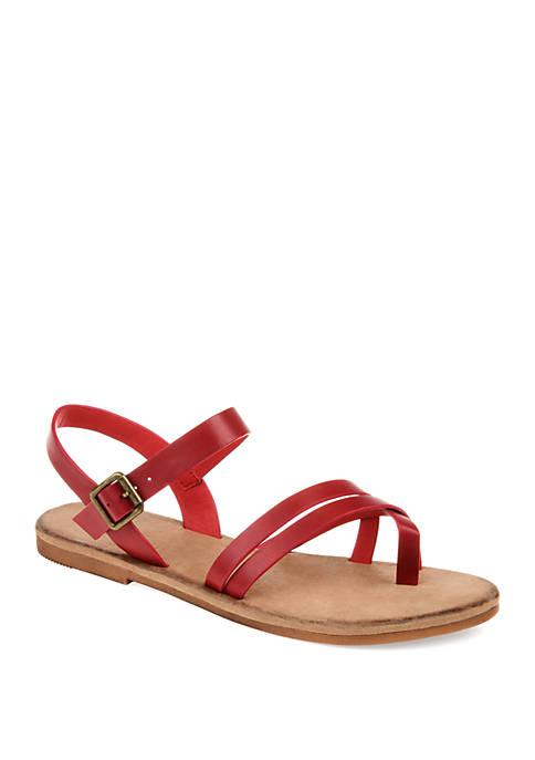 Journee Collection Vasek Sandals
