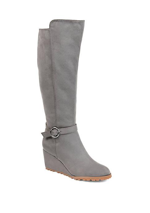 Comfort Wide Calf Veronica Boots