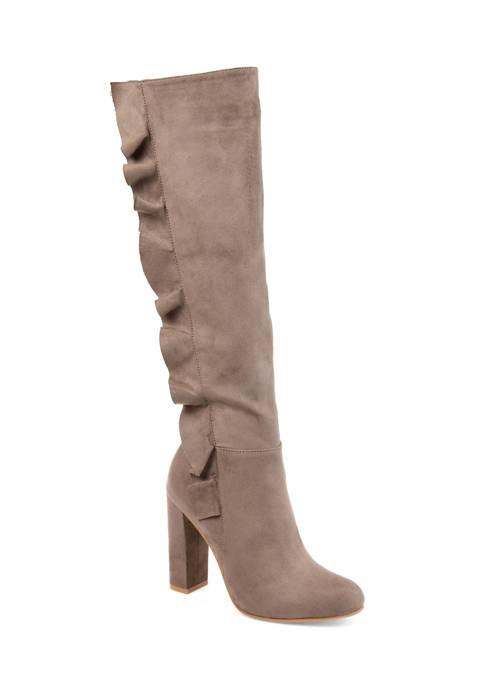 Extra Wide Calf Vivian Boots